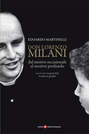 Don Lorenzo Milani - martinelli_cover