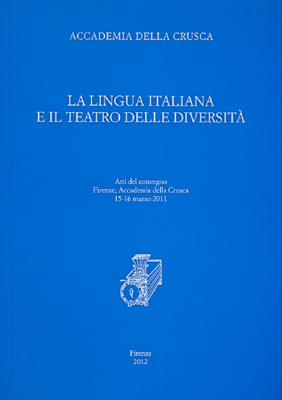 La lingua italiana e il teatro delle diversità