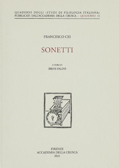 Sonetti di Francesco Cei