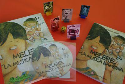 Meleré, la musica bambina - confezione
