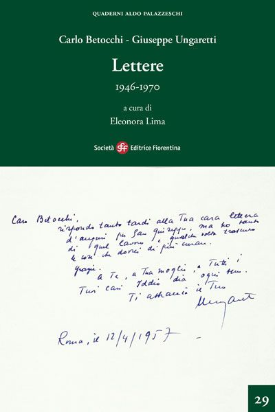 Lettere 1946-1970