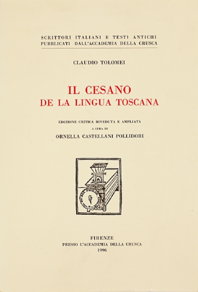 Il Cesano de la lingua toscana