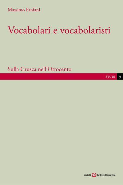 Vocabolari e vocabolaristi