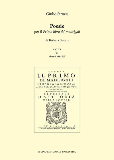 Poesie per il primo libro de' Madrigali