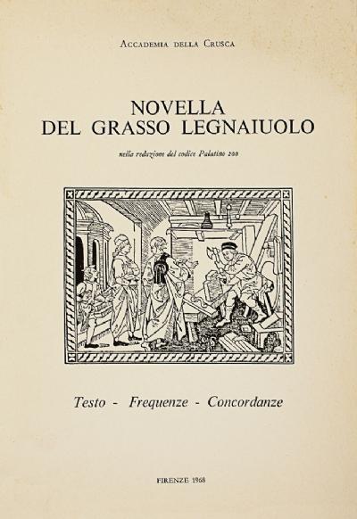 Novella del Grasso legnaiuolo nella redazione del codice Palatino 200