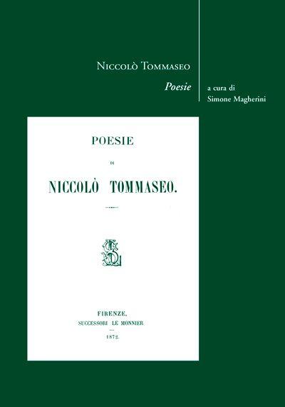Poesie di Niccolò Tommaseo