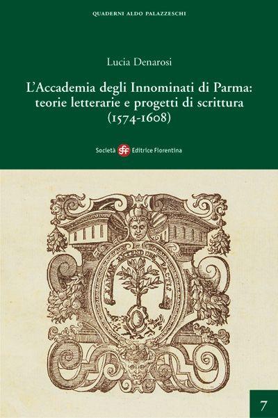 L'Accademia degli Innominati di Parma