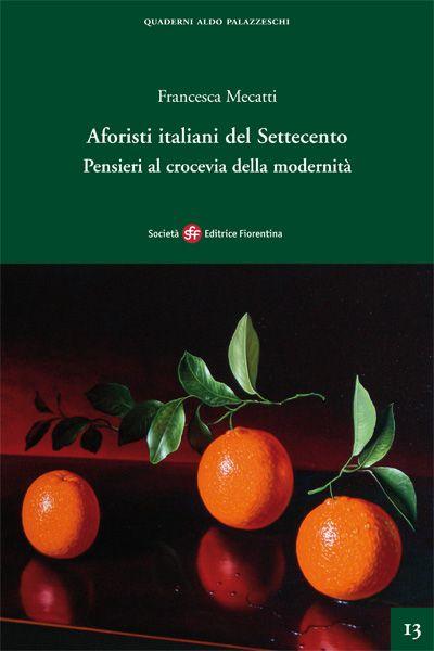 Aforisti italiani del Settecento