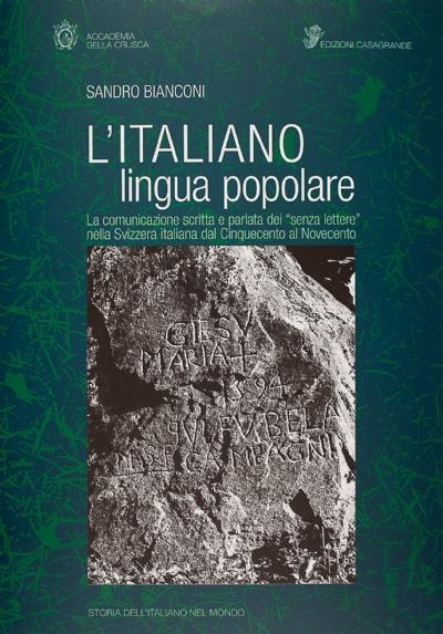 L'italiano lingua popolare