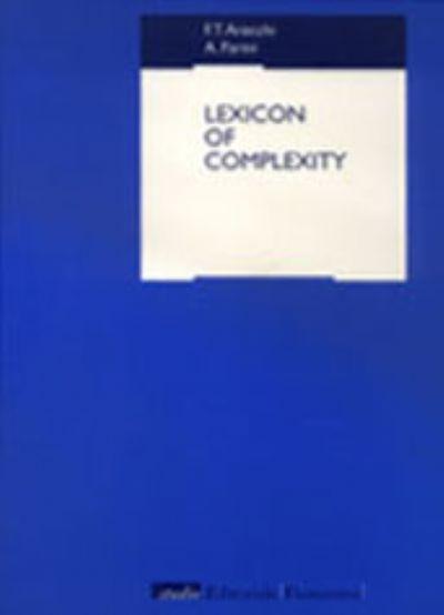 Lexicon of complexity