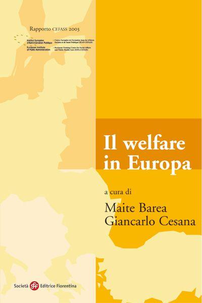 Il welfare in Europa