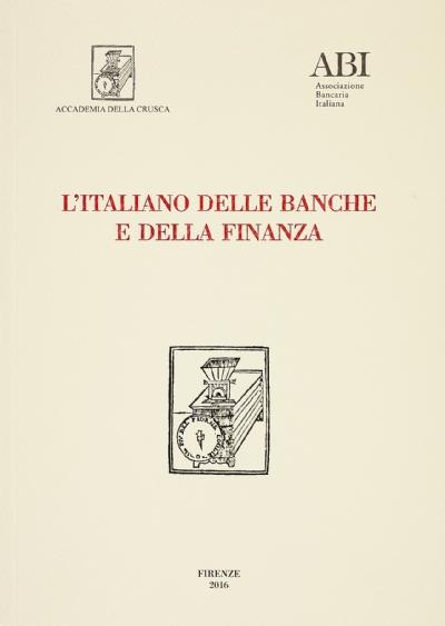 L'italiano delle banche e della finanza