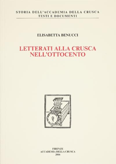 Letterati alla Crusca nell'Ottocento