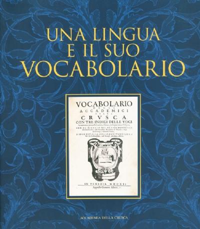 Una lingua e il suo Vocabolario