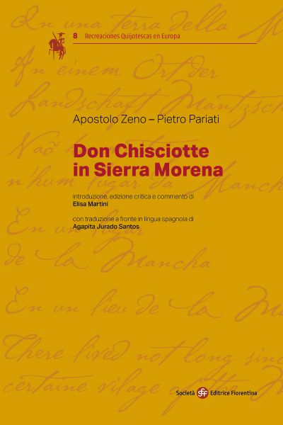 Don Chisciotte in Sierra Morena