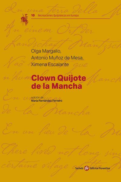 Clown Quijote de la Mancha