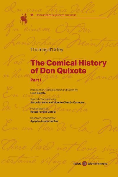 The Comical History of Don Quixote. Part I