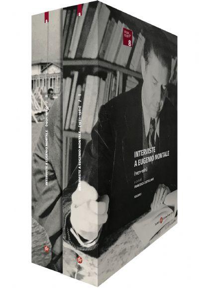 Interviste a Eugenio Montale <br> (1931-1981)